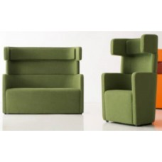 Eclipse® Glove Modular Booth Seating - ECSFMBS