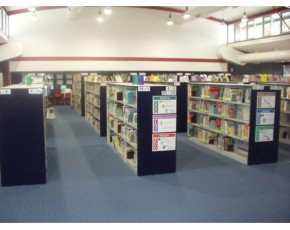Access office industries commercial seating storage units for Mount mercy library