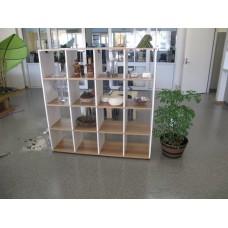 Eclipse® 16 Cube Shelving Unit - ESJCB16