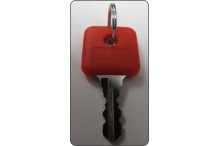 Ausfile Barrel Removal Key - Steel Products - KEYBRS
