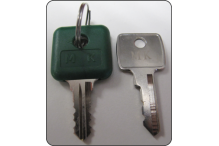 Ausfile Master Keys - Steel Products - KEYMAST