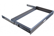 Ausfile Tambour Door Roll Out File Frame - ATROF1200