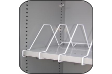 Ausfile Wire Rack for 1200mm Tambour Shelf - WR1200