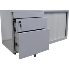 Ausfile® Mobile Caddy - Drawers on the Left - ACSS