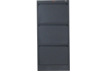 Ausfile Filing Cabinet - 3 Drawer - AFC3 / MC3B