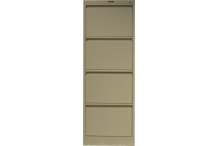 Ausfile Filing Cabinet - 4 Drawer - AFC4 / MC3A