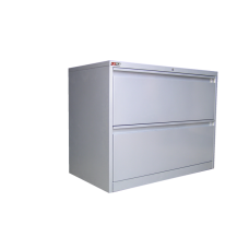 Ausfile Lateral Filing Cabinet - 2 Drawer - ALF2 / MC11A