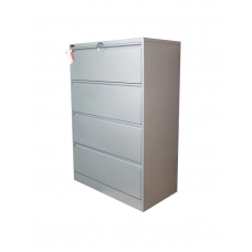 Ausfile® Lateral Filing Cabinet - 4 Drawer - ALF4 / MC11C