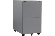 Ausfile Mobile Pedestal - 2 File Drawers - AMP2 / MC8