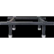 Ausfile® Locker Mop Stand 600 Long - Bank of 2 - ALMS300BK2