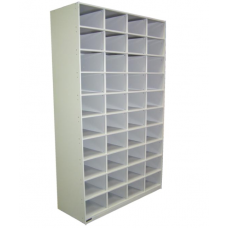 Ausfile® Steel Pigeon Hole Unit - 40 Hole - APH40