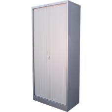 Ausfile® Tambour Door Cupboard Shell Only 1980h x 1200w - AT198012