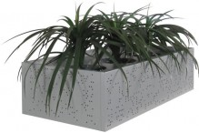 Ausfile Tambour Oasis Planter Box 1200 wide - AOPB1200