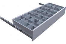 Ausfile Tambour Door Roll Out Data Drawer - ATROD900