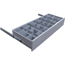 Ausfile® Tambour Door Roll Out Data Drawer - ATROD900