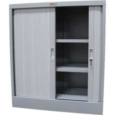 Ausfile® Tambour Door Cupboard - Shell Only - 1020h x 900w - AT10209