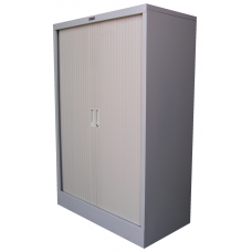Ausfile® Tambour Door Cupboard - Shell Only - 1340h x 900w - AT13409