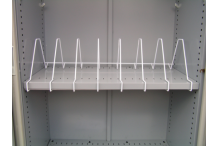 Ausfile Wire Rack for 900mm Tambour Bottom Shelf - WR900B