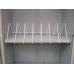 Ausfile Wire Rack for 1200mm Tambour Bottom Shelf - WR1200B