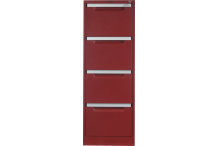 Ausfile Ultra Filing Cabinet - 4 Drawer - AUFC4