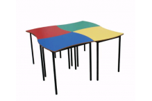 Eclipse® Flag Student Table - EDTFLAG