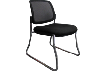 Eclipse® Apeks Sled Base Visitor Chair - CHAPVS