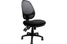 Eclipse® Aragon Ultra Chair - Mesh Back - CHAUM