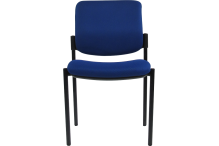 Eclipse® Aragon Visitor Chair - Fabric - CHAVF