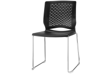 Eclipse® Aragon Tres Visitor Chair - CHATVC