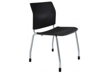 Eclipse® Aragon UNO 4 Leg Chair - CHAU4L