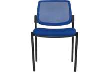 Eclipse Aragon Visitor Chair - Mesh Back - CHAVM