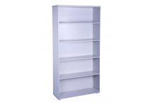 Eclipse Banksia Bookcase 900 x 1800h - 4 Shelves - EBBC1800