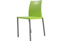 Eclipse® Cafe Poly Chair - CHCAFP