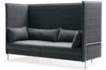 Eclipse E High Back Sofa - ECSFHBS