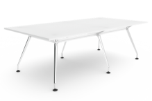 Eclipse Elegance Boardroom Table - 2400x1200 - BME241200