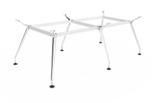 Eclipse Elegance Boardroom Table Frame - 2400x1200 - BMEF241200