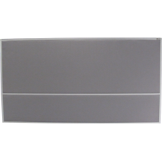 Eclipse® Prism Desk Screen - 1800 x 800 - BS18800