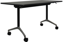 Eclipse® Flip Top Table Ezy Touch - 1500 x 715 - LMT1500