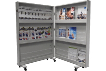 Eclipse® Folding Bookcase - DETFBC