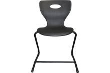 Eclipse HIQ Flex Chair - CHIQFLEXBL