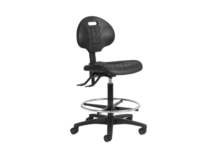 Eclipse® Curie Lab Stool Chair - CHLSB