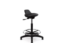 Eclipse Lab Stool - CHLSSB