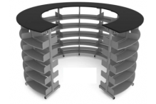 Eclipse Library Shelving - EYE - ELSE