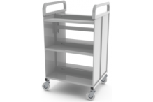 Eclipse BayEnd  Book Trolley - 650 long - LMBT650