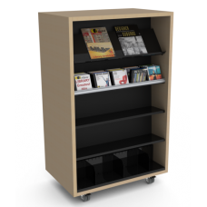 Eclipse Library Shelving - Milano1 - ELSM1
