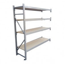 Eclipse® Longspan Shelving Add On Bay - 450 x 2400 - ESLS4524B