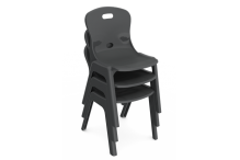 Eclipse Lynx Poly Chair - 455h - CHLYNX455