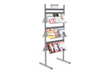 Eclipse Quick Pick Display Stand - Single Sided - LDQPSS
