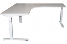 Eclipse Electric Tranquilo Sit and Stand Workstation 1500 x 750 - BELTFEW15