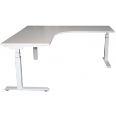 Eclipse Electric Tranquilo Sit and Stand Workstation 1500 x 1500 x 750 - ETEW15